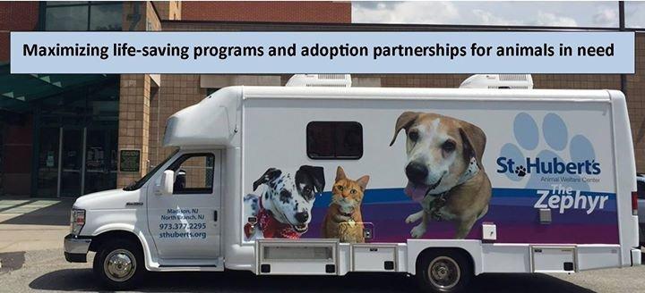 St. Hubert's Animal Welfare Center cover