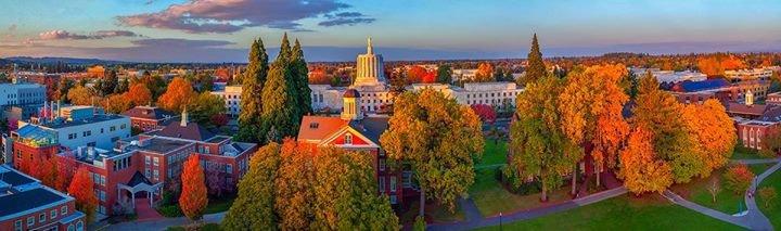 Willamette University cover