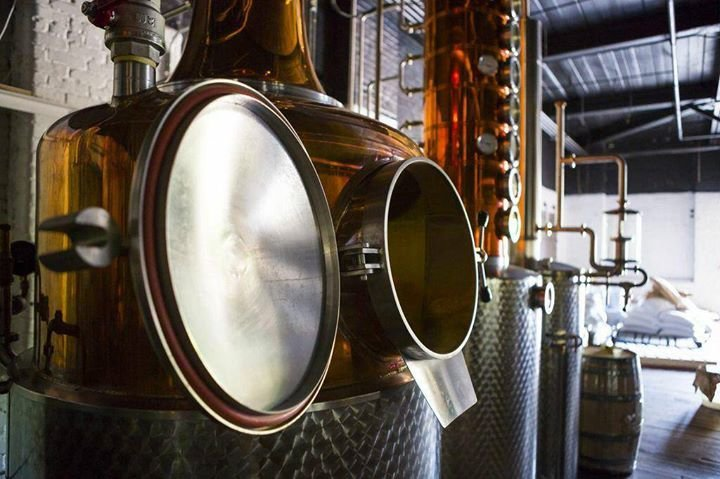 Copper Horse Distilling cover