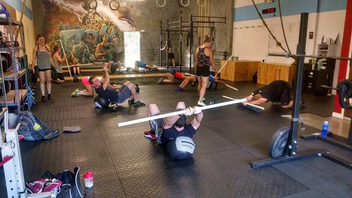 CrossFit 704 cover