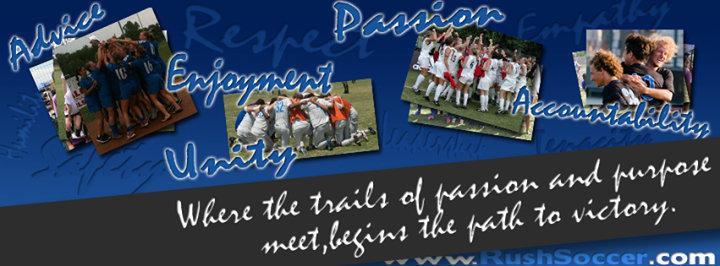 Rush Soccer cover