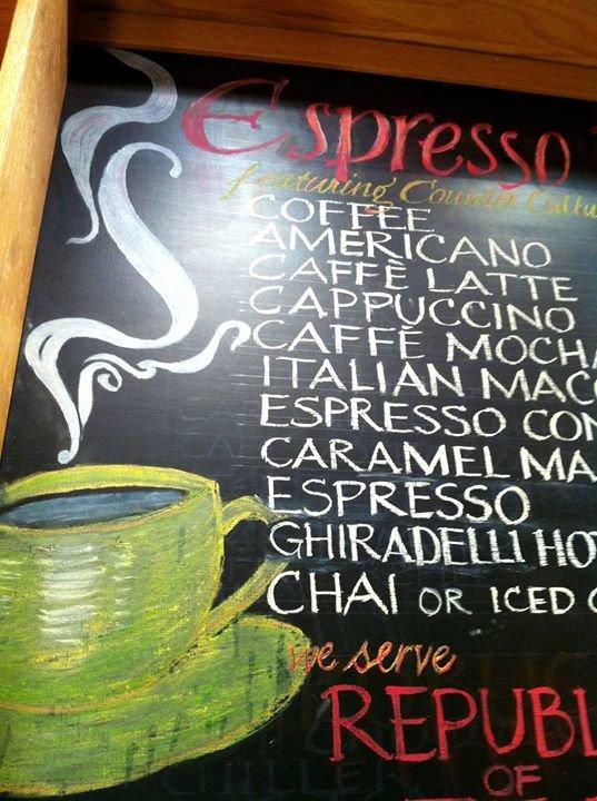 Boheme Cafe cover