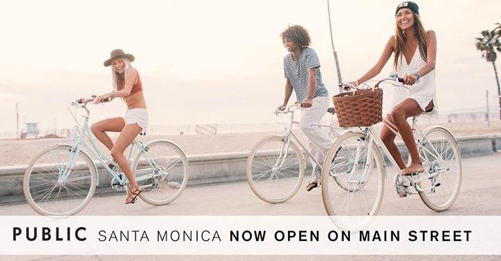 Public Bikes + Gear Santa Monica cover