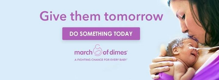 March of Dimes Illinois Chapter cover