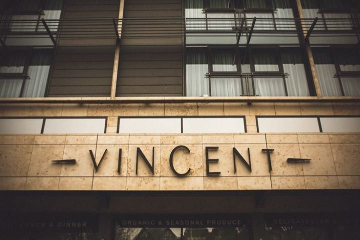 The Vincent Hotel cover