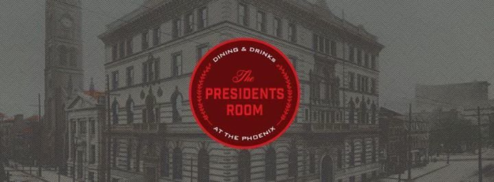 The Presidents Room cover