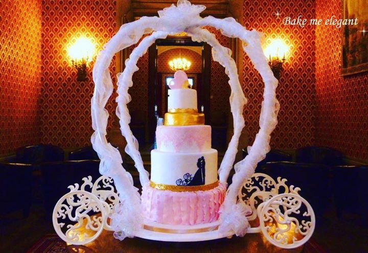 Cakes by Bake Me Elegant cover