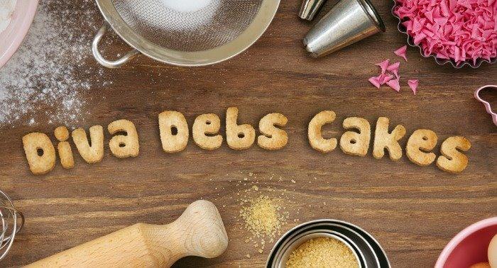 Diva Deb's Cakes cover