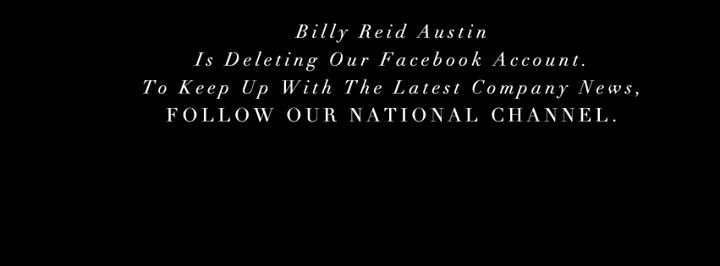 Billy Reid Austin cover