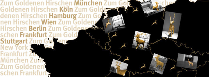 Zum Goldenen Hirschen cover
