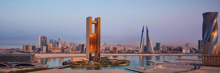 Four Seasons Hotel Bahrain Bay cover