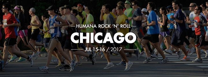 Rock 'n' Roll Chicago Half Marathon cover