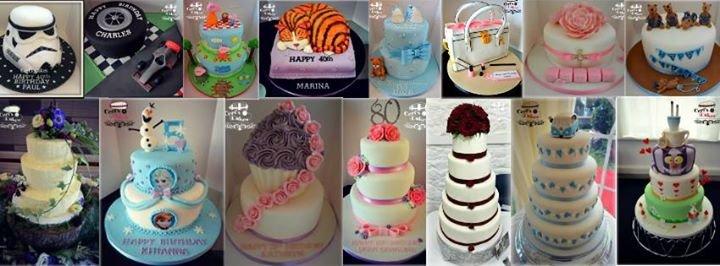Ceri's Cakes cover