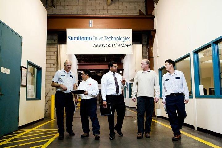Sumitomo Drive Technologies cover