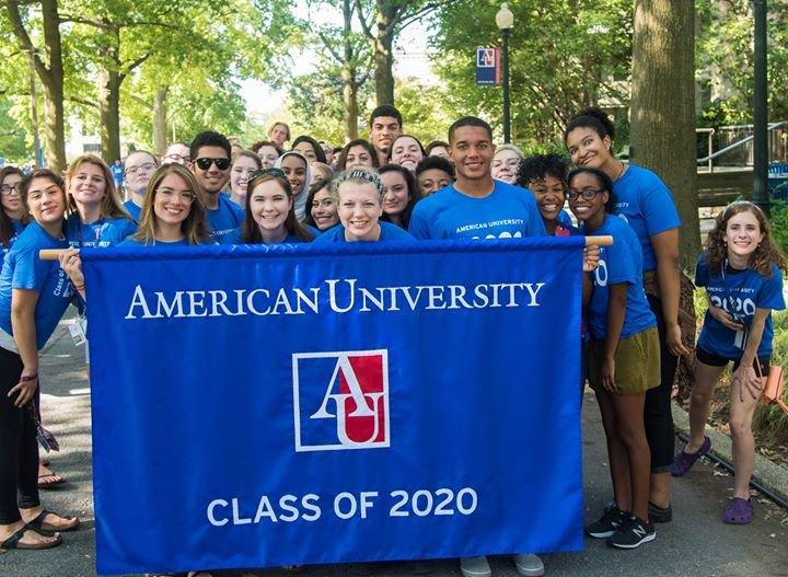American University cover