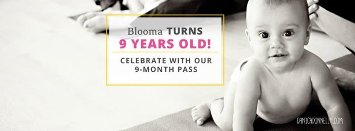 Blooma cover