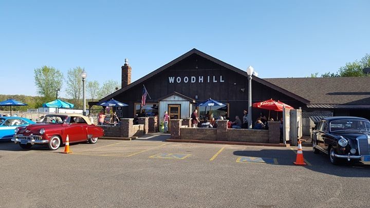 Woodhill Bar & Grill cover