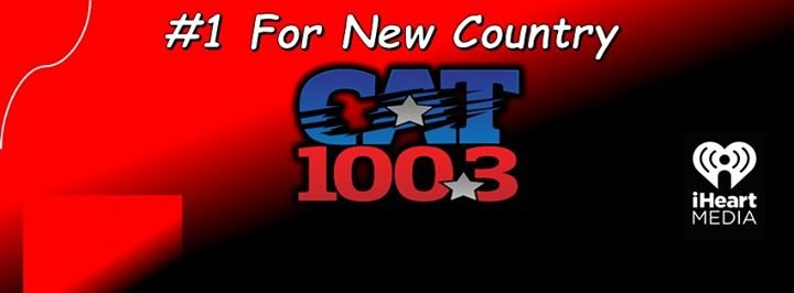 100.3 The Cat cover