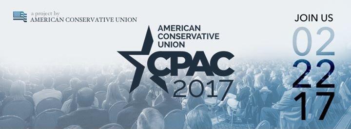 CPAC 2018 cover