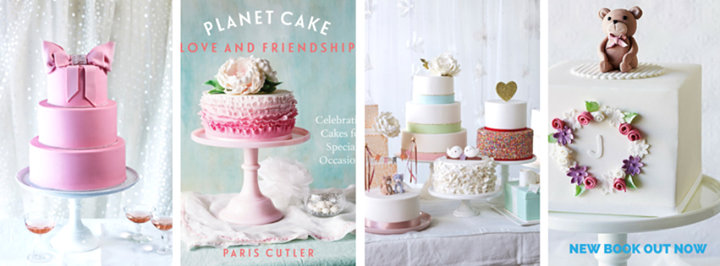 Planet Cake cover