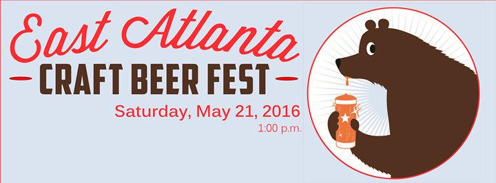 East Atlanta Beer Festival (EABF) cover