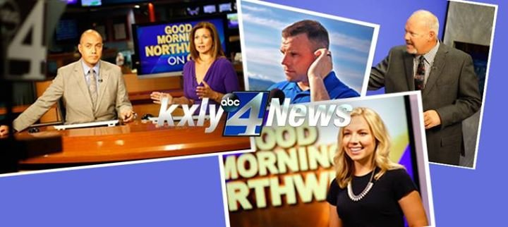 KXLY 4 News cover