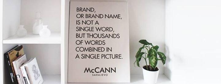 McCann Sarajevo cover