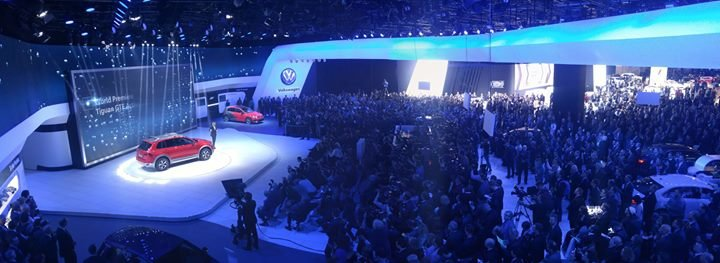 North American International Auto Show cover