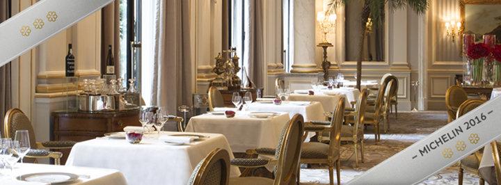 Restaurant Le Cinq cover