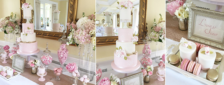 The Designer Cake Company cover