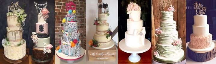 we want cake - emma procopiou bespoke cakes and cupcakes cover
