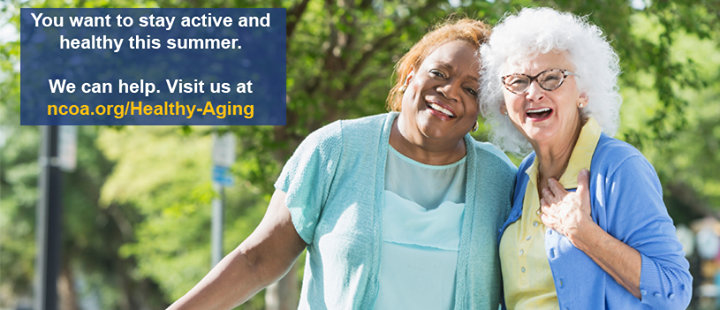 National Council on Aging cover