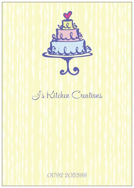 J's Kitchen Creations cover