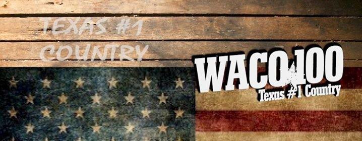 Waco 100 Texas #1 Country cover