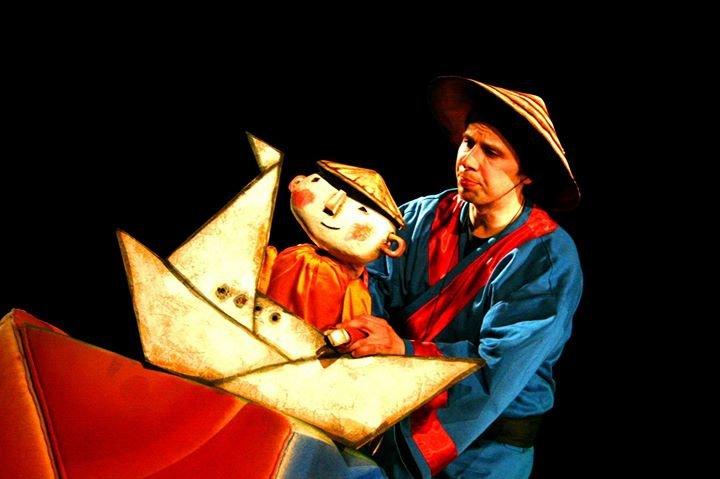 Teatr Baj cover