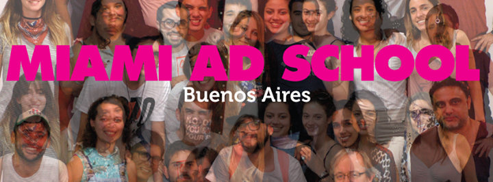 Miami Ad School Buenos Aires cover