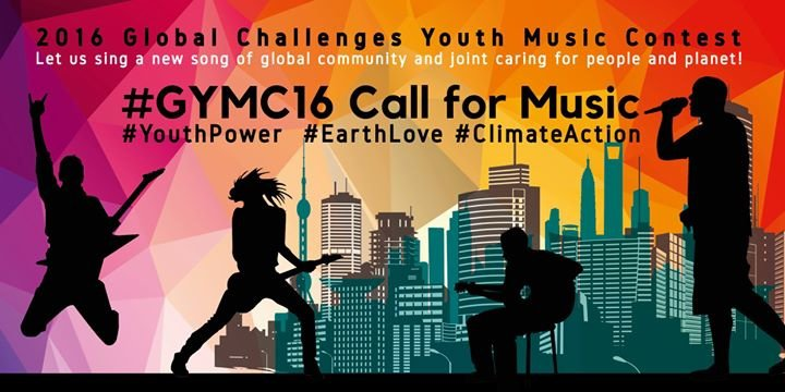 Global Challenges Youth Music Contest cover