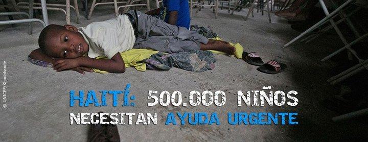UNICEF España cover