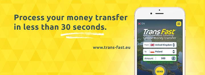 Trans-Fast International Money Transmitter cover