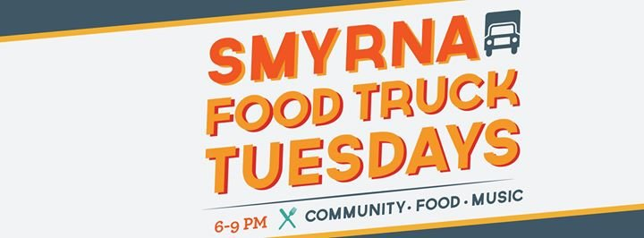 Smyrna Food Truck Tuesdays cover