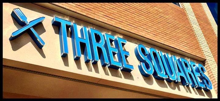 Three Squares cover