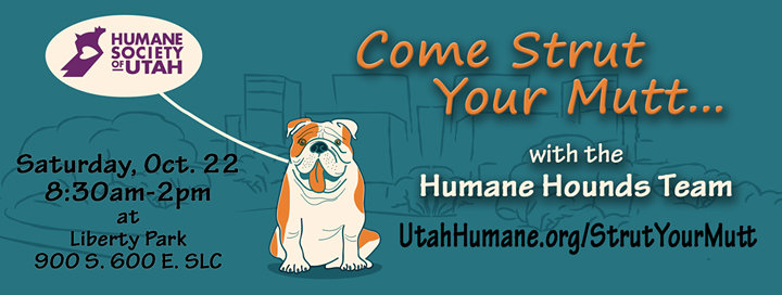 The Humane Society of Utah cover