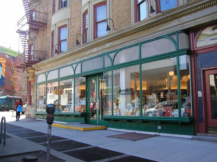 Greenlight Bookstore cover