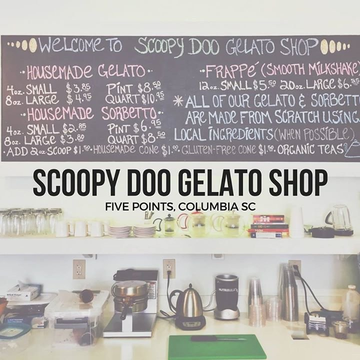 Scoopy Doo Gelato Shop cover