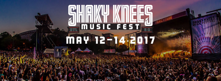Shaky Knees Music Festival cover