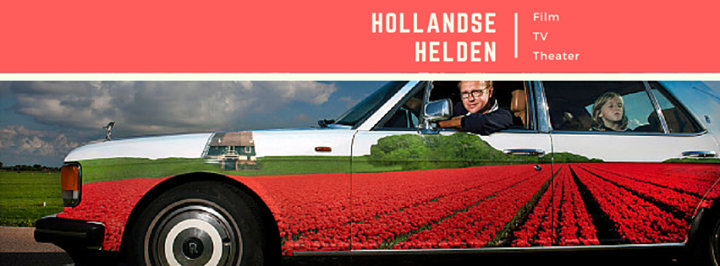 Hollandse Helden cover