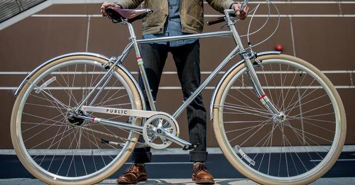 Public Bikes + Gear Sacramento cover