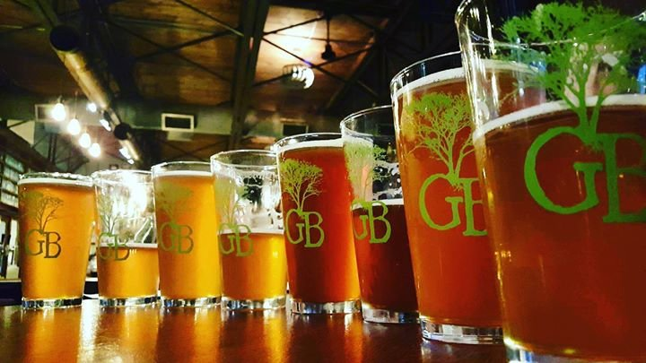 Greenbush Brewing Co. cover