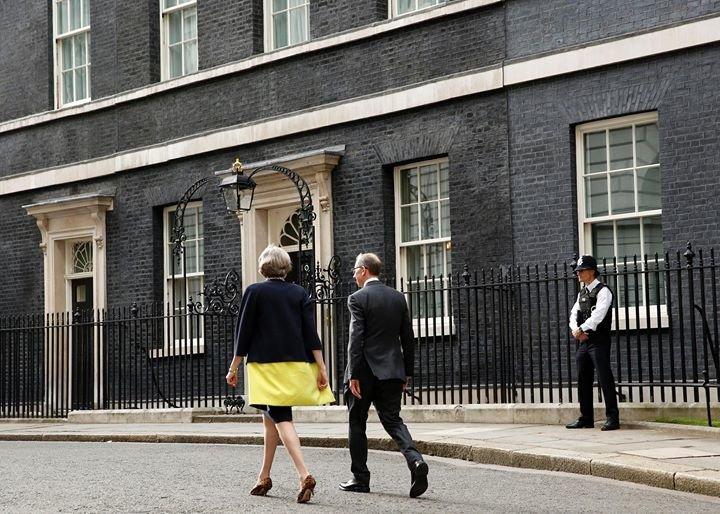 HuffPost UK Politics cover