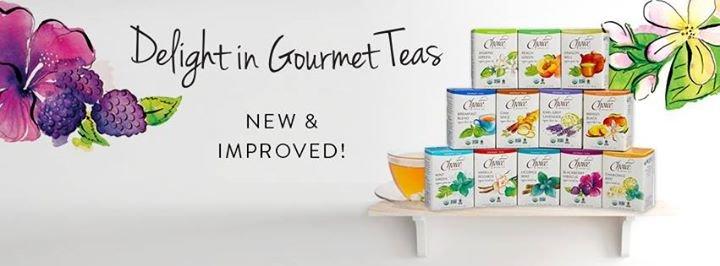 Choice Organic Teas cover